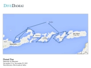Damai-Dua-route